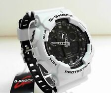 New Casio G-Shock Layered Band Ana Digi World Time Watch GA-100L-7A