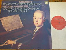 6500 773 Mozart Piano Concertos K.37, 40, 39 & 41 / Haebler