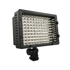 Pro LED video light for Panasonic HPX170 HVX200A 3DA1 HD HDV AVCHD camcorder