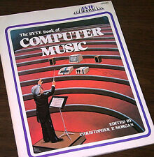 1979 BYTE Computer Music Book Altair 8800 KIM-1 SWTPC 6800 Cromemco Synthesizers