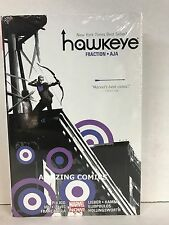 Marvel HAWKEYE BY MATT FRACTION Omnibus Hardcover HC - NEW - MSRP $100