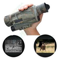 5x40 Digital Night Vision Monocular Gen 2+ 200m Photos & Video Camera Camcorder