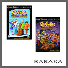 SCOOBY DOO Where are you Complete Seasons 1, 2 & 3 DVD New Sealed