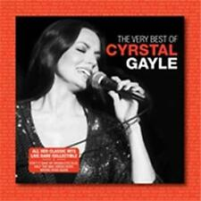 [NEW] CD: THE VERY BEST OF CRYSTAL GAYLE (LIVE)