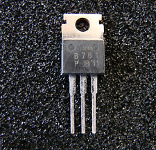 Panasonic 2SB761-P PNP Power Transistor 60V/3A, TO-220, Qty.10