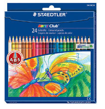 Staedtler Noris Club 144 Color Lápiz paquete de 24 (144 NC24)