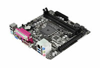 ASRock AM1B-ITX AMD AM1 ITX Motherboard USB 3.0, SATA 3, HDMI, DVI and VGA