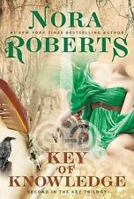 KEY OF KNOWLEDGE BY NORA ROBERTS (2015)BRAND NEW TRADE PAPERBACK FREE SHIPPING J