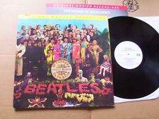 Beatles, sgt. pepper solitaire Hearts Club Band LP M (-)/vg + MFSL 1-100 Japon/usa