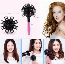 M GUS Magic Round Hair Extension Brushes Comb Salon Styling Detangling Hairbrush
