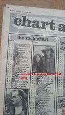 John Lennon Milk and Honey at No.1  UK ARTICLE / clipping