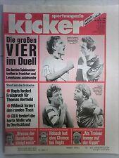 kicker sportmagazin Nr.: 65 / 32.Woche 12.8.1993 in Schutzhülle