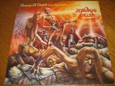 Mekong Delta-Dances of death LP,AAARRG Germany 1990,OIS,4 Tracks,sehr rar,top!!!