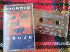 Crowded House ‎– Woodface  Capitol Records ‎– CDP 7 93559 4 Cassette Album