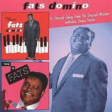 HERE STANDS FATS DOMINO/THIS IS FATS [USED LIKE NEW CD]