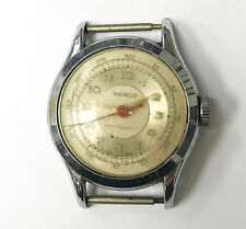 Berco Swiss Made Men's Anti Magnetic Analog 1 Jewel Unadjusted Selling For Parts