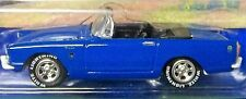 SUNBEAM TIGER RARE JL SUNBEAM TIGER WHITE LIGHTNING BLUE ON BLACK RHD Sunbeam