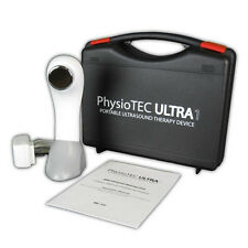 PhysioTEC 1 MHz Portable Ultrasonic Pain Relief Ultrasound Muscle Massager