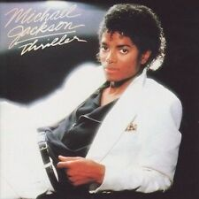 Thriller by Michael Jackson (CD, 1982 epic, Sony Music Distribution (USA))#2633