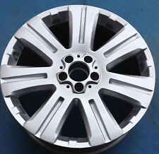 "ONE 2007 MERCEDES GL450 GL 450 19"" FACTORY OEM WHEEL RIM 65449 SILVER REFINISHED"