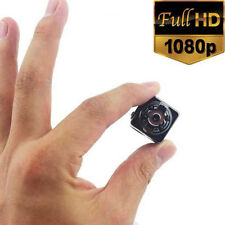 1080P spy HD Night vision tiny Video recorder cctv DVR micro Hidden camera