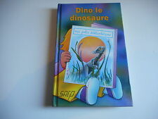 MA JOLIE BIBLIOTHEQUE - DINO LE DINOSAURE - JEAN-FRANCOIS RADIGUET