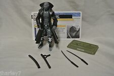 G.I JOE COBRA AMAZON EXCLUSIVE 30TH RENEGADES RETALIATION SNAKE EYES COMPLETE