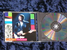 Under one banner CD Billy Nicholls
