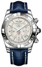 BREITLING Chronomat GMT AUTO Chrono Gents Watch AB0420B9/BB56/152S RRP £6770 NEW