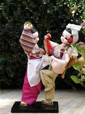 Vintage Bradley Big Eye Asian Dancing Boudior Dolls Sukiyo