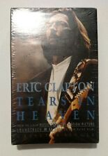 Eric Clapton Tears in Heaven Cassette Tape~ Soundtrack Rush ~ New Sealed