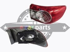 Toyota Corolla ZRE152 Sedan Series 2 2011-ON Tail Light Right Hand Side