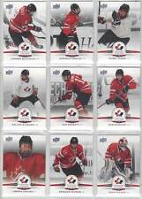 SPENCER WATSON MAPLE LEAFS 2014 TEAM CANADA JUNIORS HOCKEY SP #138