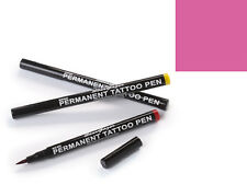 STARGAZER SEMI PERMANENT TATTOO BODY PEN #12 PINK