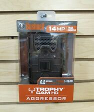 NEW 2016 Bushnell Trophy Cam Aggressor HD Scouting Trail Security Camera 119774C