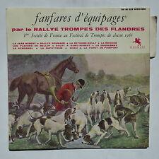 Fanfares d equipages RALLYE TROMPES DES FLANDRES 90 M 337