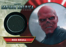 Captain America Movie M-6 Red Skull Memorabilia Costume Card