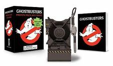Ghostbusters: Proton Pack and Wand by Running Running Press (2016, Kit)