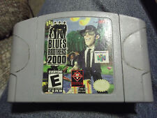 N64 blues brothers 2000