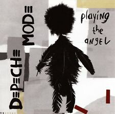 Depeche Mode ‎CD Playing The Angel - Europe (M/M)