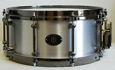 Noble & Cooley Alloy Snare 14x6 Black - NEU