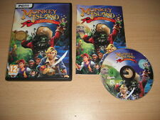 MONKEY ISLAND Special Edition Collection - Monkey Islnd 1 & 2 + Bonus content Pc