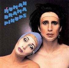 HUMAN DRAMA Pin Ups Bowie Pink Floyd Covers CD