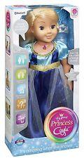 Mon amie cayla princesse poupée jeux interactifs pourparlers fantastique poupée filles rêve