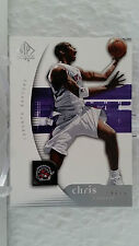 2005-06 SP Authentic #82 CHRIS BOSH (Raptors)
