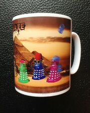 Dr Who Daleks as Tourists in Egypt Mug