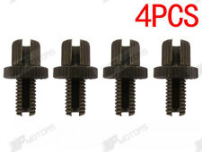 4PCS CLUTCH CABLE PERCH ADJUSTER BOLT NUT CR RM KX YZ CRF YZF