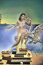 Stampa incorniciata-SALVADOR DALI LEDA cm 1949 (Pittura Foto Poster Art)