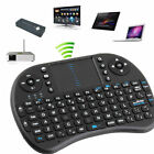 Black 2.4GHz Keyboard I8 Air Mouse Remote Control Touchpad Of Android TV BOX