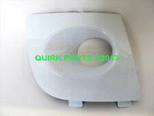 2006-2007 Subaru Impreza RH Passenger Side Aspen White Fog Light Cover OEM NEW